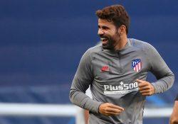 Uppgifter: Benfica intresserade av Diego Costa
