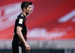 Chelsea och Manchester City vill värva Robert Lewandowski