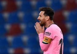 Leo Messi erbjuds megakontrakt för att lämna Barcelona