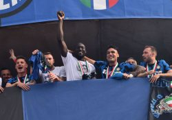 Madrid-klubbarna gör upp om Inter-stjärnan