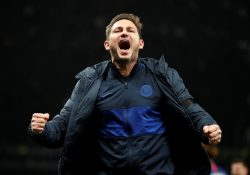 Uppgifter: Frank Lampard kan ta över Crystal Palace
