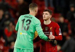 Officiellt: Adrián förlänger med Liverpool