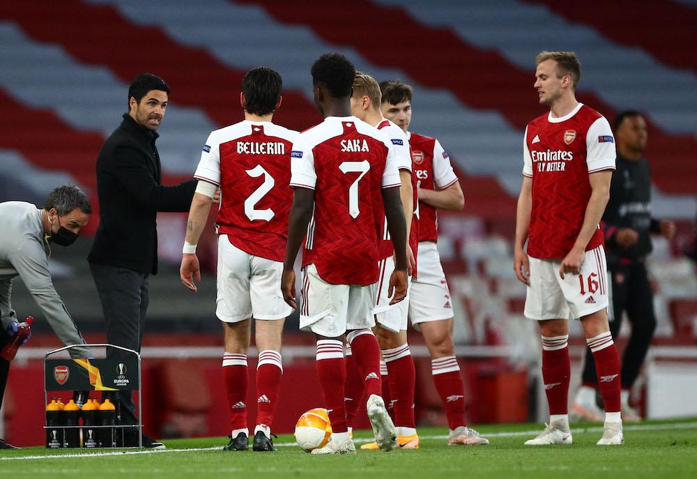 Uppgifter: Atlético Madrid siktar in sig på Arsenal-försvararen