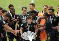 Uppgifter: Manchester United gör upp om Leon Goretzka