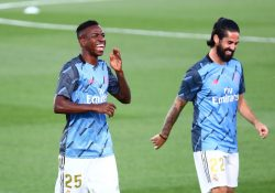 Arsenal och Tottenham siktar in sig på Isco i sommar