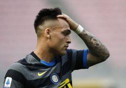 Uppgifter: Inter öppnar för att sälja Lautaro Martínez