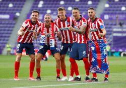 Uppgifter: United utmanar Liverpool om Saúl Ñíguez