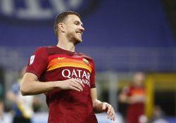 Officiellt: Edin Dzeko skriver på för Inter