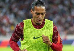 Officiellt: Virgil van Dijk förlänger med Liverpool