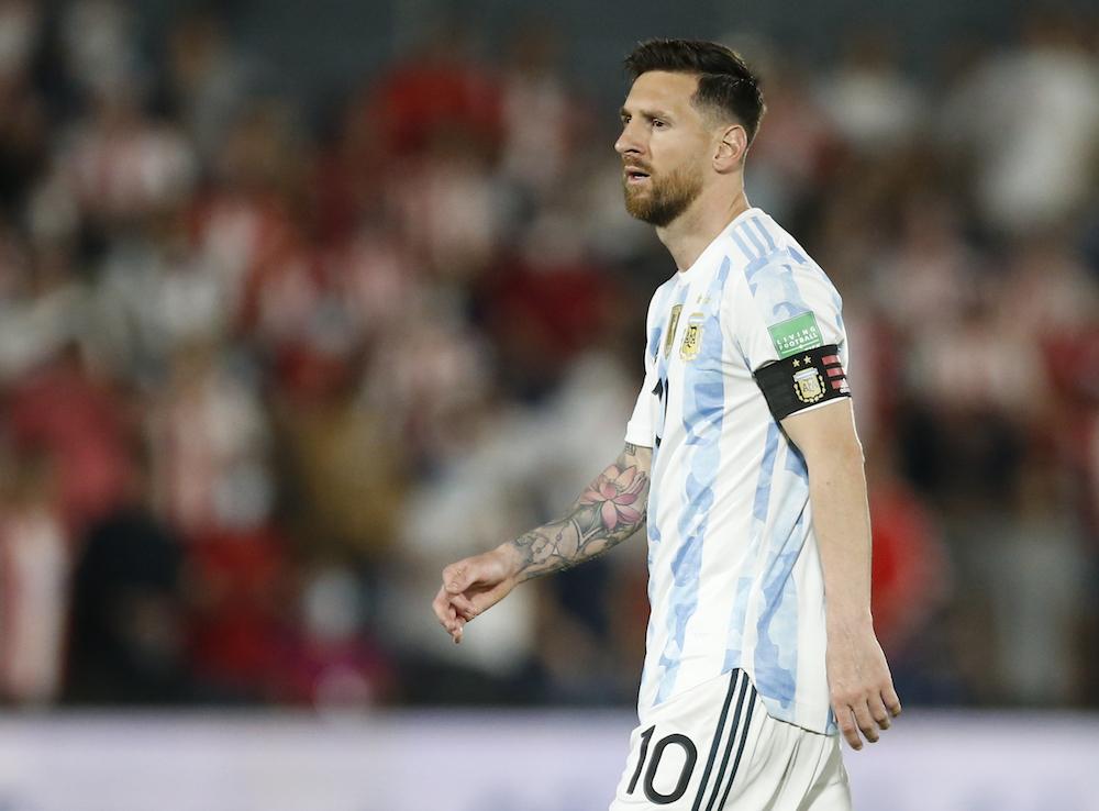 """Joan Laporta: """"Trodde Messi skulle erbjuda sig att spela gratis"""""""